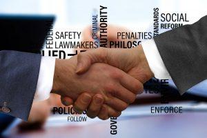 shaking hands, handshake, contract